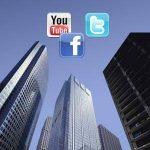 Corporations Social Media