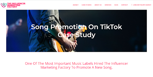 Influencer Marketing Factory